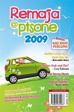 Remaja@PTSOne 2009