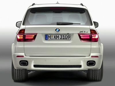 My new blog: 2008 Bmw X5 M Package