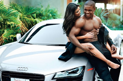 Kim Kardashian Making Romance with her Boyfriend Reggie Bush