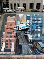 Helicóptero Resgatando Pessoas