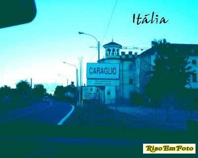 Destino turístico exótico da Itália com nome perigoso.