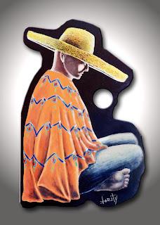 pintura Burity - Série México - 03