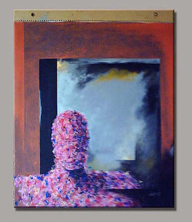 pintura Burity - a janela