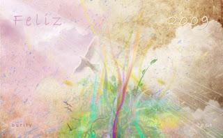digital imagem - card - 2009 - galera