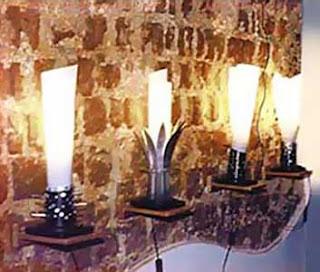 Luminárias Burity
