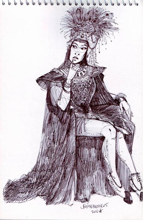 Queen of Madya-as