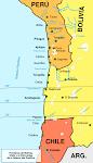 Mapa antes del conflicto