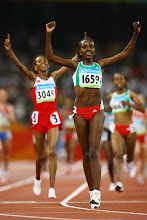 The Great One (Dibaba) of Ethiopia Excels in 5 as well as 10 thousands at Beijing 29th Olympiad