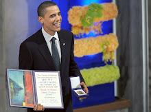 President Obama at Oslo