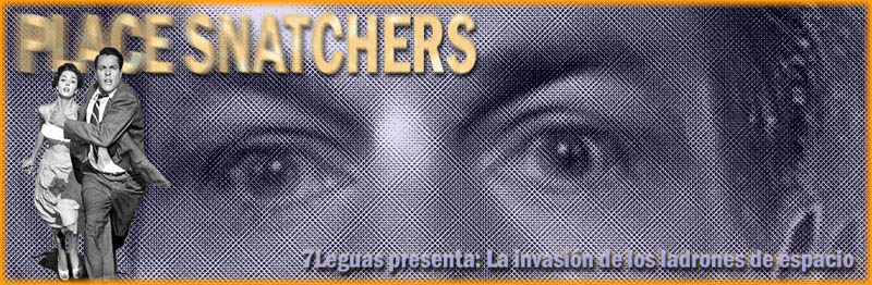 Place Snatchers: cosas con vida propia