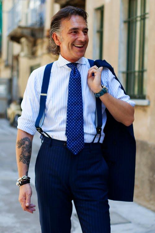 No me gustan los hombres mayores, ni los italianos en general. Pero he ...