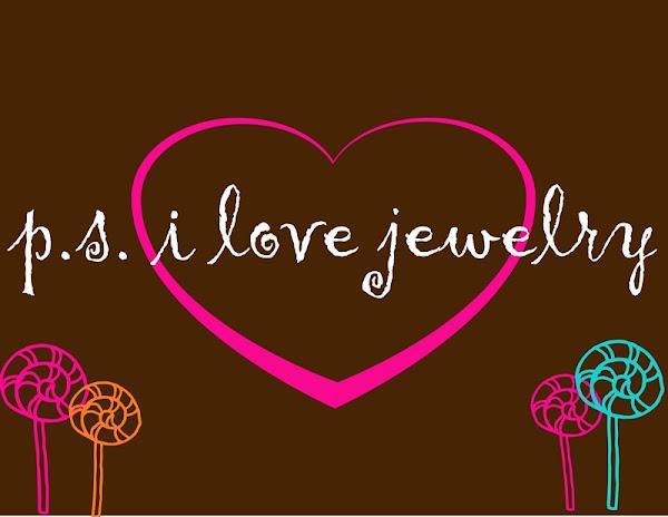 p s i love jewelry