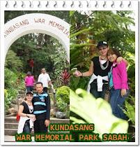 KUNDASANG WAR MEMORIAL PARK SABAH