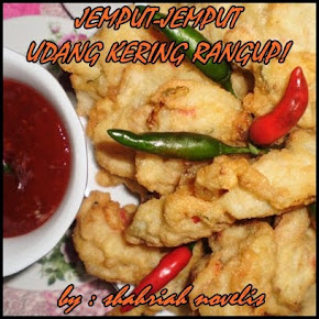 JEMPUT-JEMPUT UDANG KERING RANGUP!