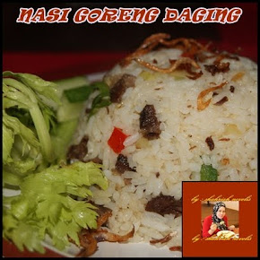 NASI GORENG DAGING