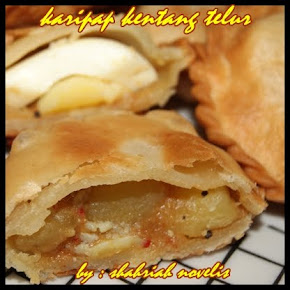 KARIPAP KENTANG TELUR