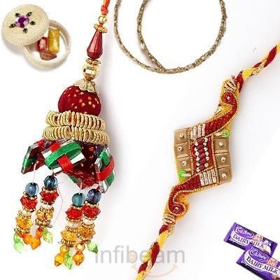 Send Love to brother with Rakhi, Send Rakhi to Brothers, Send Rakhi Gifts for brothers