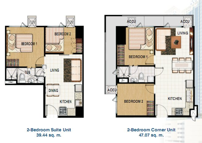 Sm condominium layouts for Smdc 1 bedroom interior design