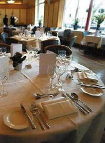 The Vincent Rooms Brasserie at Westminster Kingsway College