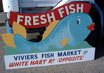 Portsmouth's amazing fish market