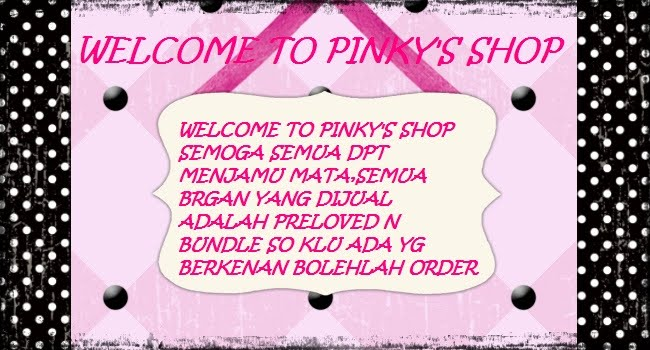 Pinky's Shop