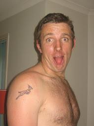Andrew's tatt