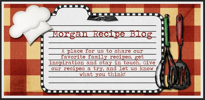 Morgan Recipe Corner