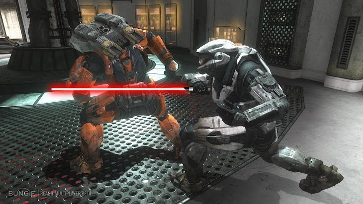 Halo Reach - Jedi vs Sith