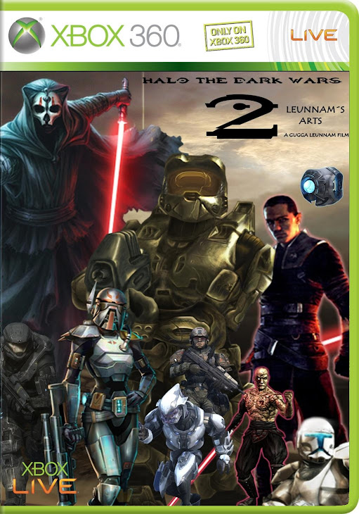 Halo The Dark Wars 2   XBox