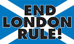 End London Rule Poster