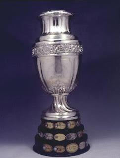 Copa America 1995... Uruguay Campeon!!!