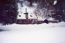 canyon cottage winter