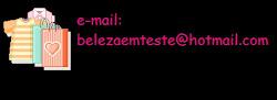 E-mail do Beleza !!!!