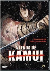 A Lenda De Kamui   Dublado   AVI Dual Áudio + RMVB  download baixar torrent