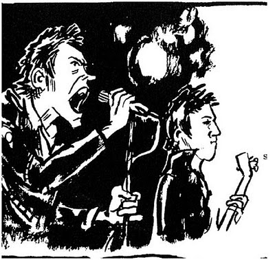 Sex pistols, Rock, Ilustração, Livro do rock