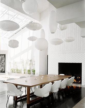 Stylish Dining Rooms