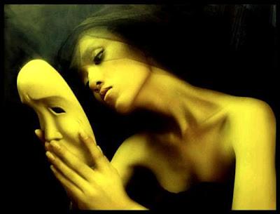 Fetiche por máscaras de borracha
