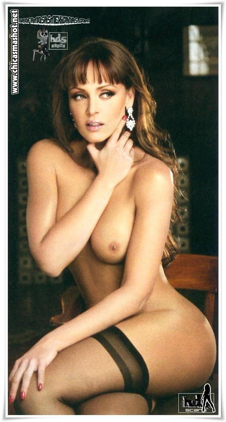 Gaby Spanic Desnuda