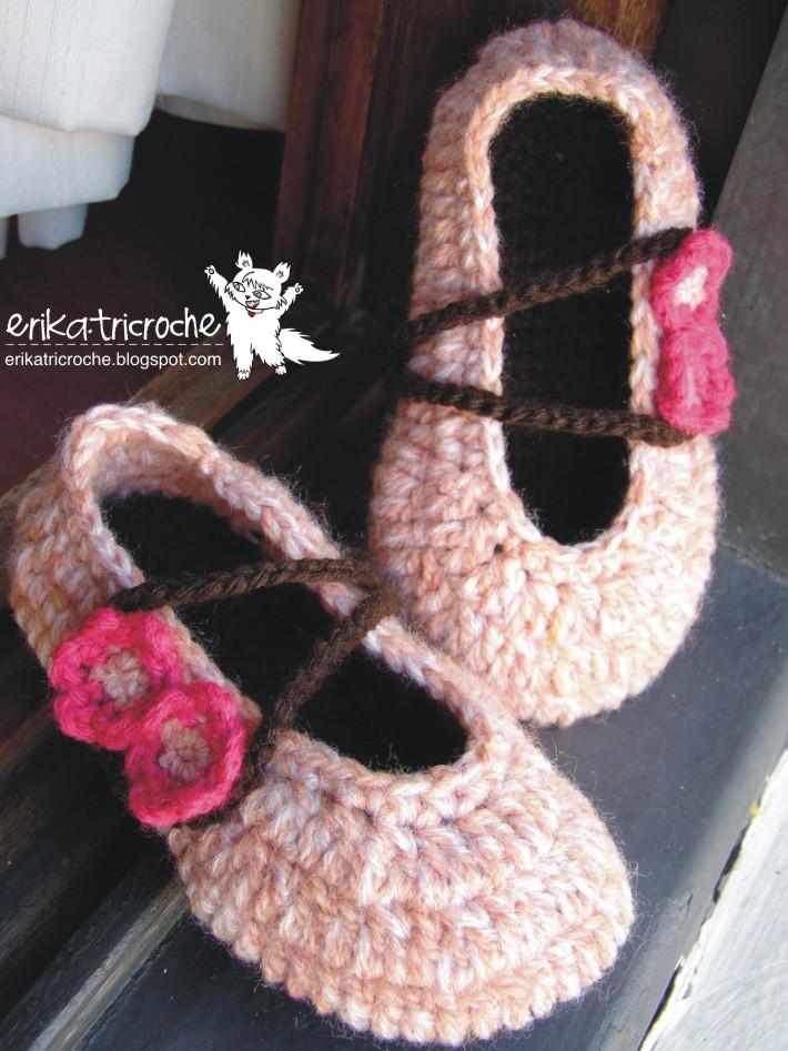 Sapatilhas bailarina Baby Slippers