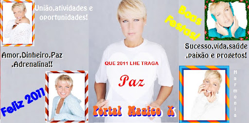 Portal Mágico X-FELIZ 2011 PARA TODO MUNDO!!!