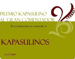 Premio Kapasulino al Gran Comentador