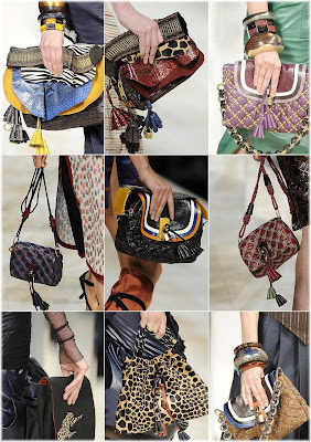 Marc Jacobs Spring 2009 Collection: Inspired Clothing, Boring Bags