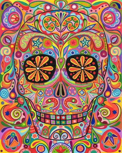 mexican dia de los muertos