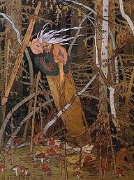 "Baba-Yaga, la bruja de ""Basilisa"""
