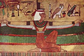 deuses do egito antigo hathor