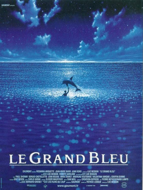 Le grand bleu movies in USA