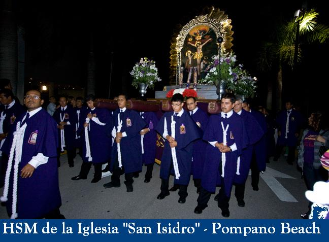 Iglesia San Isidro Pompano Beach Florida