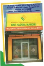 """BMT """"Hasana Mandiri"""""""