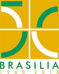 Parabéns Brasilia pelos seus 50 anos