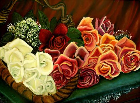PARFUM DE ROSES